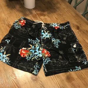 Caribbean Joe Island Supply Co. Large Swim Suit